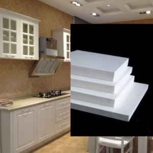 High Density 4X8 PVC Foam Sheet for Cabinet Making pictures & photos