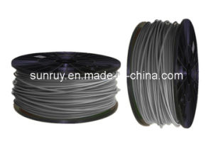 Grey Color ABS 3D Filament of 3D Printing Materials pictures & photos