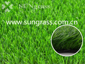 40mm Synthetic Turf for Garden or Landscape (SUNQ-HY00161) pictures & photos