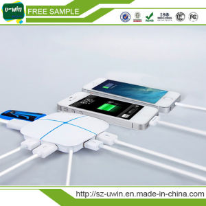 High Speed 6 Ports USB 3.0 Hub pictures & photos