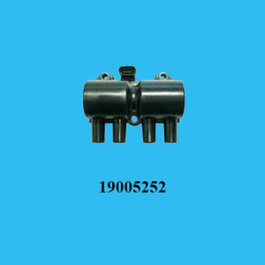 Wuling Jinbei Ignition Coil 19005252 with Delphi Original