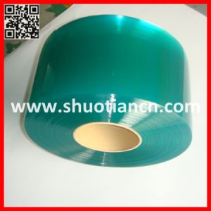 Transparent Polar PVC Strip Curtain Rolls (ST-004) pictures & photos