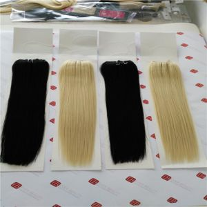 100% Cuticle Remy Flip in Weft pictures & photos