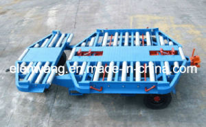 Turntalbe Container Dolly Trailer for Ld3 pictures & photos