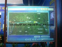 55inch Interactive Capacitive Touch Foil Film with Multi 2 Touch Points