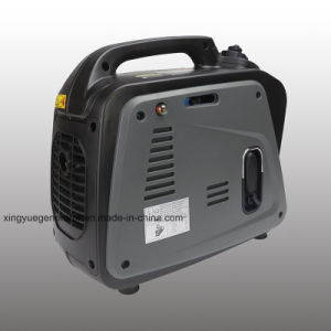 Max 1.2kVA Digital Portable Gasoline Generator with USB pictures & photos