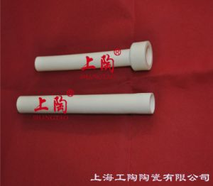 99% Alumina Ceramic Flange Pipe pictures & photos
