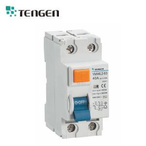 CE Approved ID Electro Magnetic Earth Leakage Circuit Breaker pictures & photos