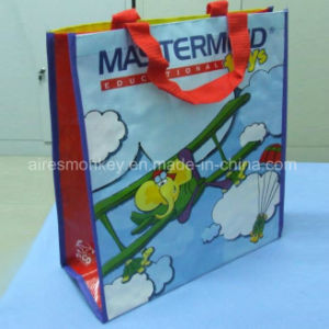 Eco Reusable Shopping Advertising Carrier Bag pictures & photos