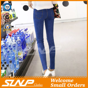 High Waist Skinny Stretch Lady Long Jean Pants