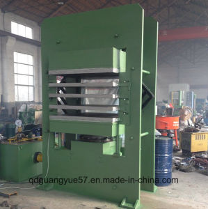 Full Automatic Rubber Speed Hump Vulcanizing Machine pictures & photos