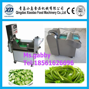 High Quality Automatic Onion Slicing Machine pictures & photos