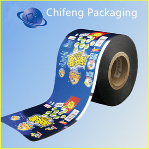 Colorful Printing Packaging Film in Shandong Province pictures & photos