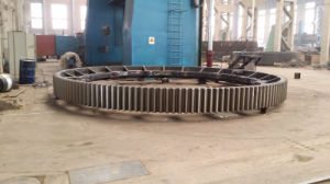 Girth Gear Used for Rotary Dryer pictures & photos