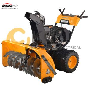 "4- Wheel Drived Snow Blower 42""/420cc pictures & photos"
