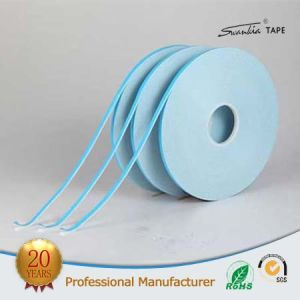 Strong Sticky PE Foam Tape Double Sided Banner Hemming Tape pictures & photos
