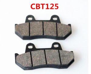 Ww-5136 Non-Asbestos, Cbt125 Motorcycle Pad Brake pictures & photos