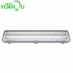 IP65 T8 Fluorescent Lighting Fixture in High Quality (YP7218) pictures & photos