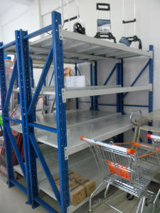 Warehouse Light Duty Metal Steel Storage Racking pictures & photos