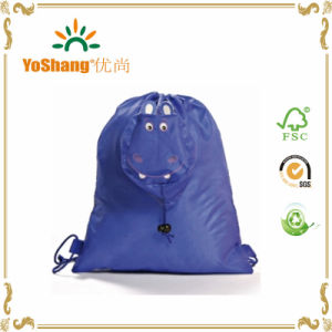 ICTI Sedex Factory Best Selling Recycled Non Woven Drawstring Sports Bag pictures & photos