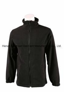 Men′s Fleece Coat Fleece Jacket Outdoor Casual Wear pictures & photos