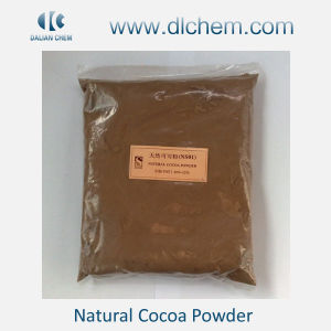 Hot Salle High Quality Low Fat Natural Cocoa Powder pictures & photos