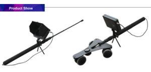 """7"""" Screen 1080P 64GB Memory Digital Car Surveillance System for Vehicle Security Checking with 2m Adjustable Pole pictures & photos"""