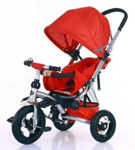 Good Quality Multifunction Baby Tricycle, Baby Stroller, 4 in 1 Tricycle pictures & photos