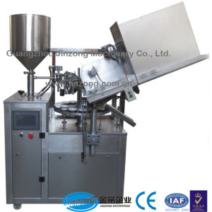 Jinzong Machinery Aluminium Tube Filling and Sealing Machine pictures & photos