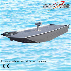 a Type Aluminum Fishing Boat with Casting Deck pictures & photos
