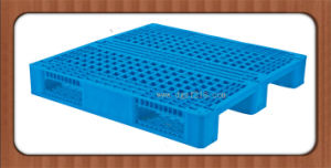 USA Heavy Duty Nestable Plastic Pallet for Storage Manufacturer