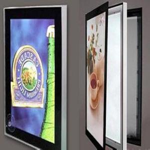 LED Magnetic Frame Slim Light Box