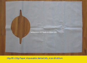 Disposable Baby Bib Manufacturer Home and Dental Use pictures & photos
