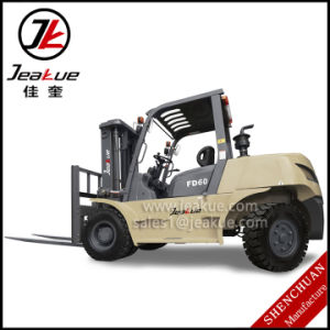 2016 Factory Price New 6.0t-7.0t Diesel Forklift pictures & photos