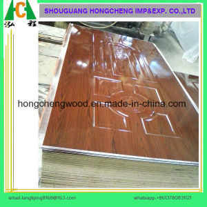 Factory Directly Sales Melamine Door Skin pictures & photos