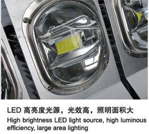 Flood Light LED Lamp 165W Aluminum Lamp in Black pictures & photos