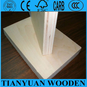 First Grade 3mm 5mm 18mm Best Birch Plywood for Furniture pictures & photos