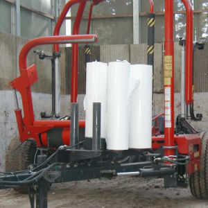 LLDPE Silage Stretch Film for Silage Bales pictures & photos