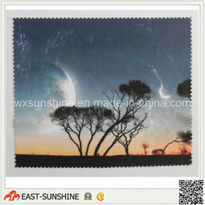 High Definition Printing Glasses Cloth (DH-MC0359) pictures & photos