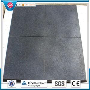 Elastic, Water-Proof, Slip-Resisting Rubber Flooring Tile Gym Rubber Floor pictures & photos