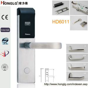 2016 New Design Reliable Hotel Card Door Lock (HD6011) pictures & photos