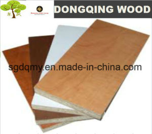 4*8 E2 18mm High Quality Melamine Faced Particle Board for Indoor