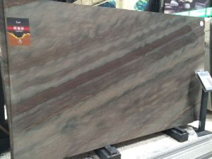 Natural Wooden Granite Skirting/Wall Cladding pictures & photos