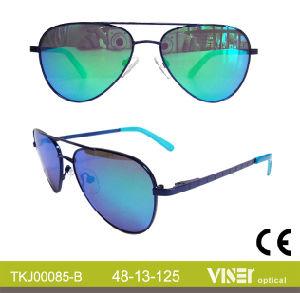 Metal Kids Sunglasses Eyewear (85-B) pictures & photos