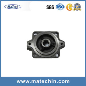 Precision Metal Part Qt400-15 Ductile Iron Casting From Foundry pictures & photos