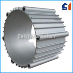 Large Diameter Aluminum Motor Housing for Machine, Manufacturer in China