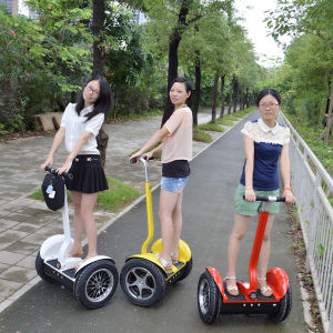 Mini China Motorized Electric Sport E-Scooter with CE (ESIII) pictures & photos