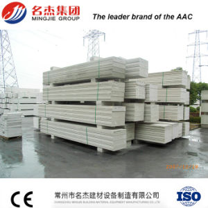 Lightweight Hollow Core Wall Panel Machine for Sand Lime Slab Plant pictures & photos