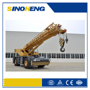 Sinoheng Popular Sold 30 Ton Rough Terrain Crane Qry30 pictures & photos