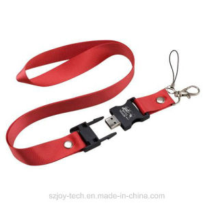 Advertising Promotional Gifts Lanyard USB Flash Drive pictures & photos